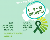 Oeiras comemora o Dia da Saúde Mental