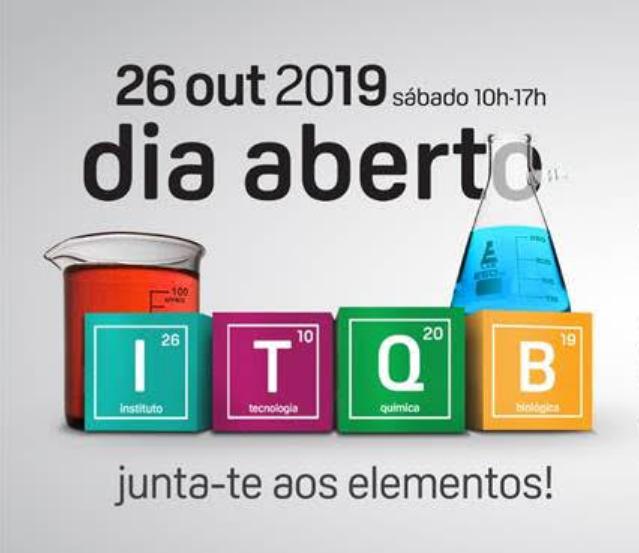 Convite: Dia Aberto ITQB Nova